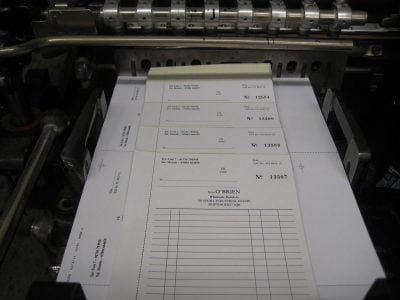 Commercial Print Documents