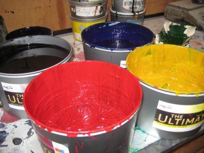 Litho Printing Ink
